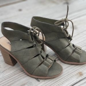 Cute shoes from SODA.